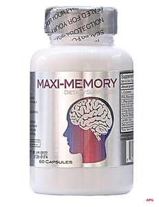 Макси-память Maxi-Memory №60 капс