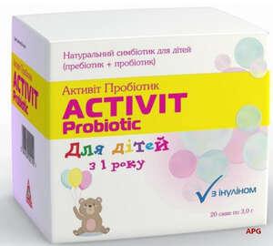 Активит Пробиотик для детей №20